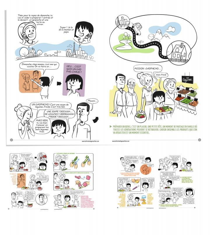 illustration des bandes dessin es illustrateur bd. Black Bedroom Furniture Sets. Home Design Ideas