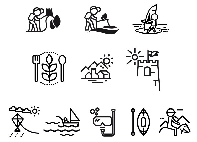 Réalisation charte graphiste par graphiste freelance Marcel Pixel