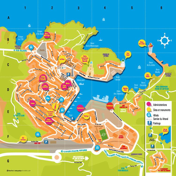 """<p>Marcel Pixel illustrateur plan et carte de ville pour la ville de Port-Vendres et office de tourisme.</p> <div> <img src=""""/images/mot-cle.jpg""""  alt=""""Illustration de la carte de ville de Port-Vendres par Marcel Pixel illustrateur freelance«  title=""""Dessin et illustration de carte de ville et du plan par illustrateur freelance»> <p>illustrateur-plan-carte</p> </div>"""