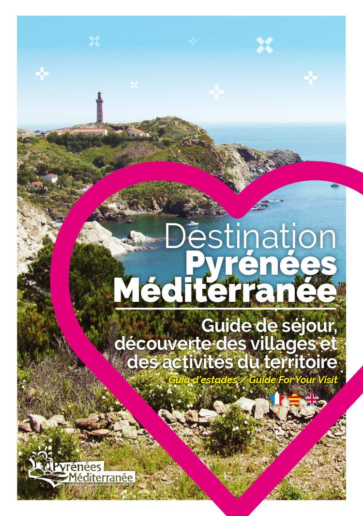 Maquette brochure guide touristique par Marcel Pixel graphiste freelance