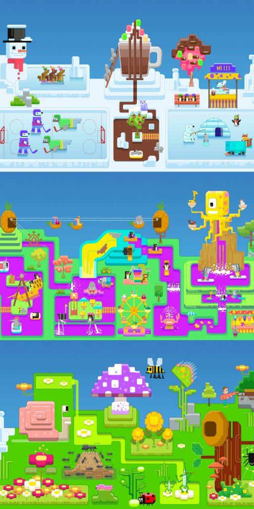 <p>Jeu pédagogique en voxel art par Marcel Pixel illustrateur freelance</p> <figure> <img loading=